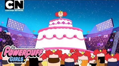 Powerpuff Girls Morbucks' Birthday Wish Cartoon Network