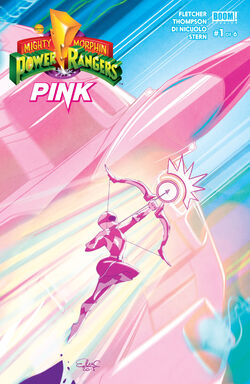 Mighty Morphin Power Rangers - Pink 001-000