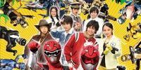 Tokumei Sentai Go-Busters Returns vs. Dōbutsu Sentai Go-Busters