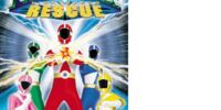 Power Rangers Lightspeed Rescue (song)