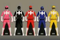 Zyuranger Ranger Keys