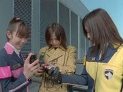 Umeko, Ranru & Jasmine