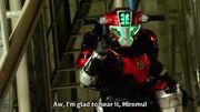 Cheeda Nick (Kyoryuger vs. Go-Busters)