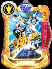 AbareKiller Card in Super Sentai Legend Wars