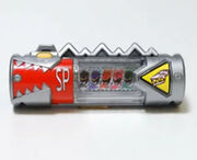 Beast Battery SP - Super Sentai
