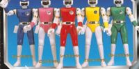 Flashman (Toyline)