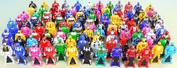 PR Complete Ranger Keys