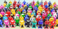 Legendary Ranger Keys (toyline)