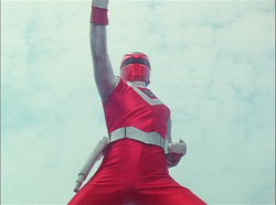 Red Mask Gaoranger vs. Super Sentai