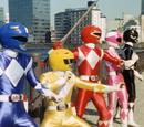 Evil Mighty Morphin' Power Rangers
