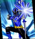 Samurai-blue-ranger