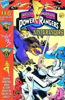 Ninja Rangers -2