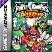 Power rangers will force (gba)