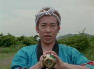 Ryuichiro in hurricaneger