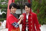 Yamato and Marvelous