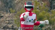 Red1 (Super Hero Taisen)