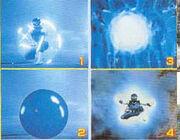 Prism ball