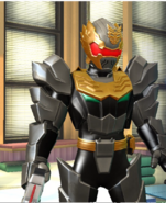 Legacy Wars Robo Knight Victory Pose