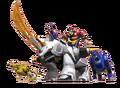 Beast-Fist Giant SaiDaiGekiTohja