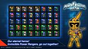 PR-DashRangers levels