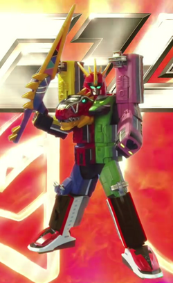 RST-ToQ-Oh Kyoryuzin feat. DenLiner