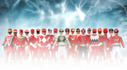 Power Rangers 20 Oficial