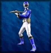 Gosei Blue (Dice-O)