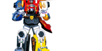 Tensou Gattai Gosei Great