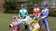 Episode 39 - Timeranger Change