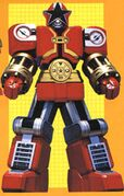 Red Battlezord