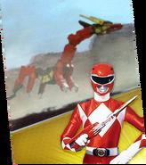 Red Dragon Thunderzord Megazord Madness