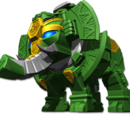 Rumble Tusk Zord