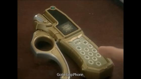 File:Magiranger Gold GripPhone.png