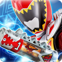 Powerrangerdinochargeappbutton