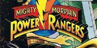 Mighty Morphin Power Rangers (Hamilton) Vol. 2 Issue 1