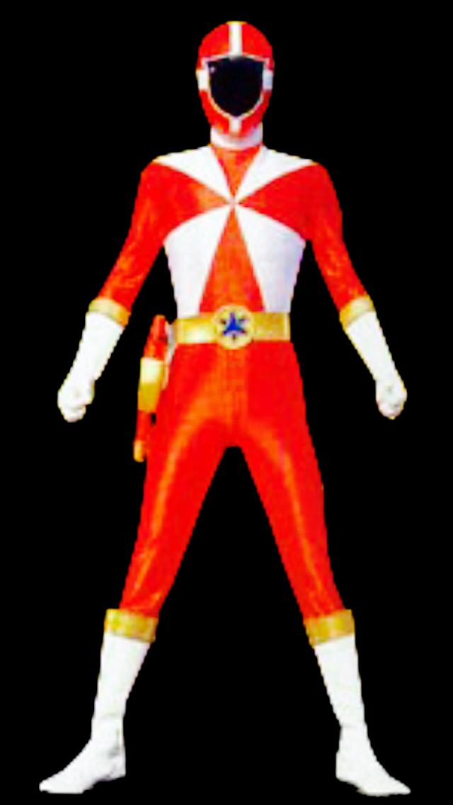 Image - Red Lightspeed Ranger & GoRed.png   RangerWiki ...