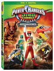 Power Rangers Dino Charge- Resurgence