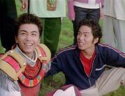 Ryouma & Kenta Date