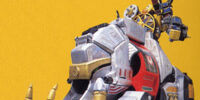 Super Karakuri Beast Revolver Mammoth