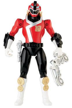 Mammoth Ranger toy