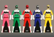 Gingaman Ranger Keys