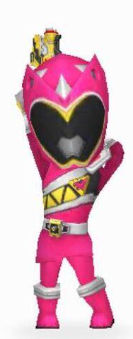 File:Pink Dino Charge Ranger In Power Rangers Dash.jpg