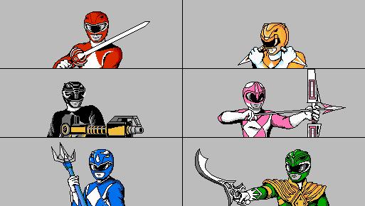 File:Zyurangers NES.png