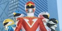 Choujin Sentai Jetman (song)