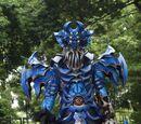 Megabeast Hunter Bangray