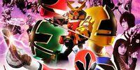 Samurai Sentai Shinkenger Director's Cut
