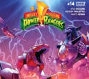 Mighty Morphin Power Rangers (Boom! Studios) Issue 14