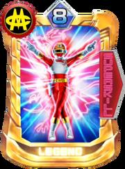 ChangeDragon Card in Super Sentai Legend Wars