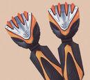 Comparison:Beast-Fist Transformation GekiChangers vs. Tiger Battle Claws
