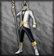 Gokai Silver (Dice-O)